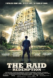 The Raid remake is back on!