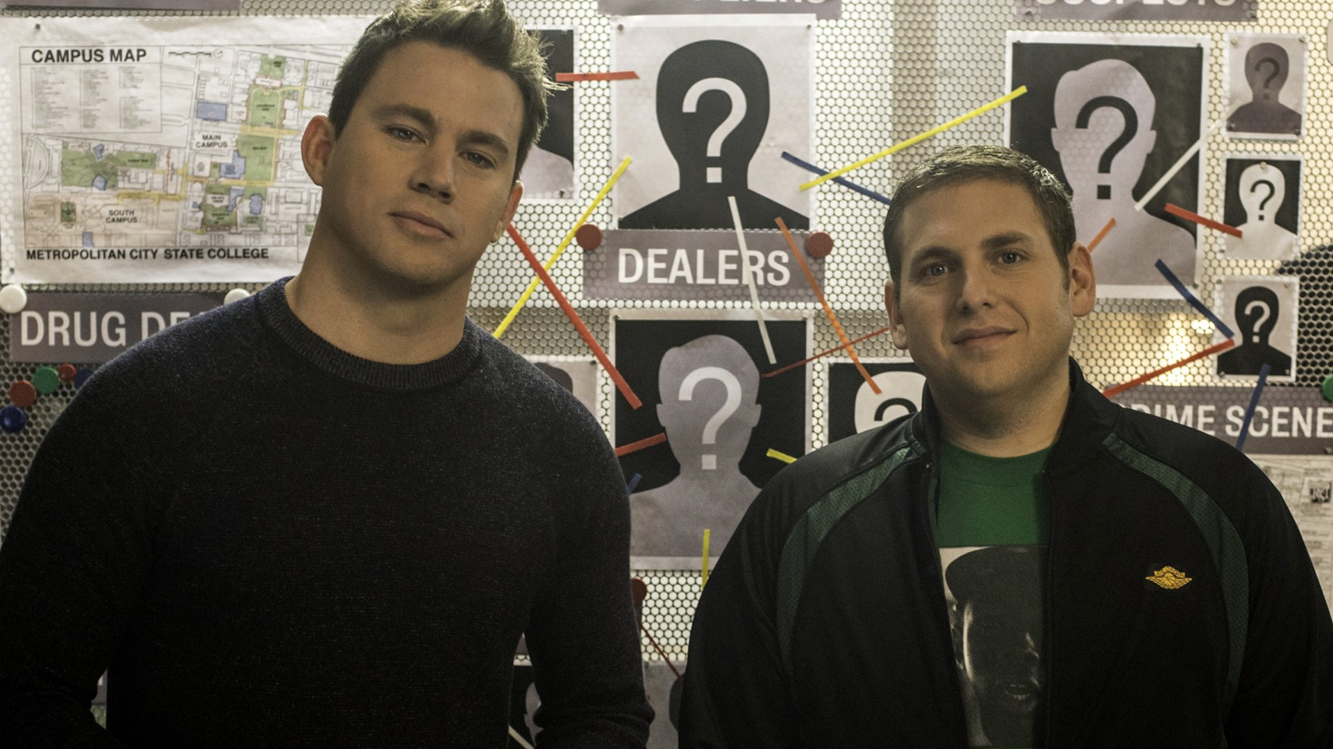review 22 jump street plays safe riotous repeat
