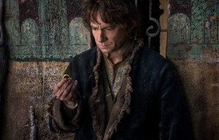 Bilbo Baggins in The Hobbit: The Battle of the Five Armies