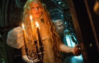 """Mia Wasikowska in """"Crimson Peak"""""""