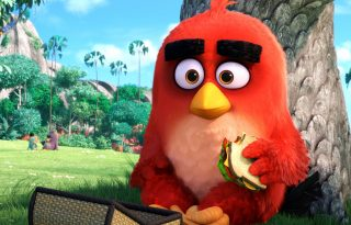 """The Angry Birds Movie"" (2016) - Weekend Box Office"