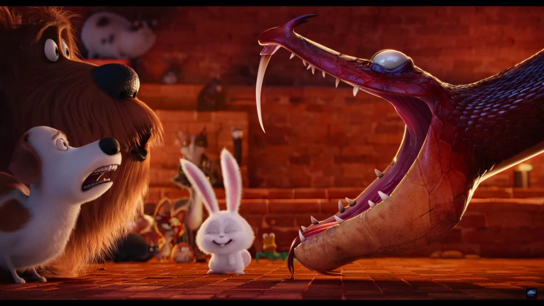 The Secret Life of Pets (2016) — The Movie Database