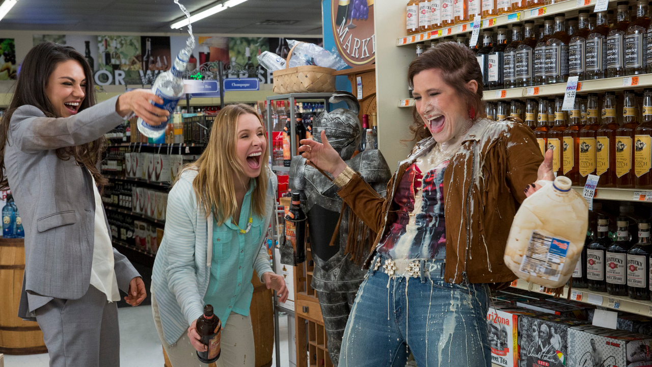 """Bad Moms"" (2016) - Blu-ray"