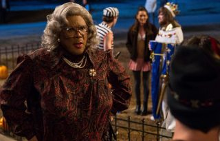 """Boo! A Madea Halloween"" (2016) - Tyler Perry box office"