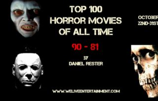 Top 100 Horror Movies