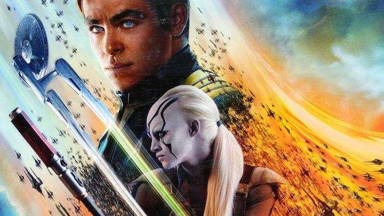 """Star Trek Beyond"" (2016) - Blu-ray Review"