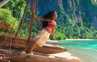 """Moana"" (2016) - Box Office Preview"
