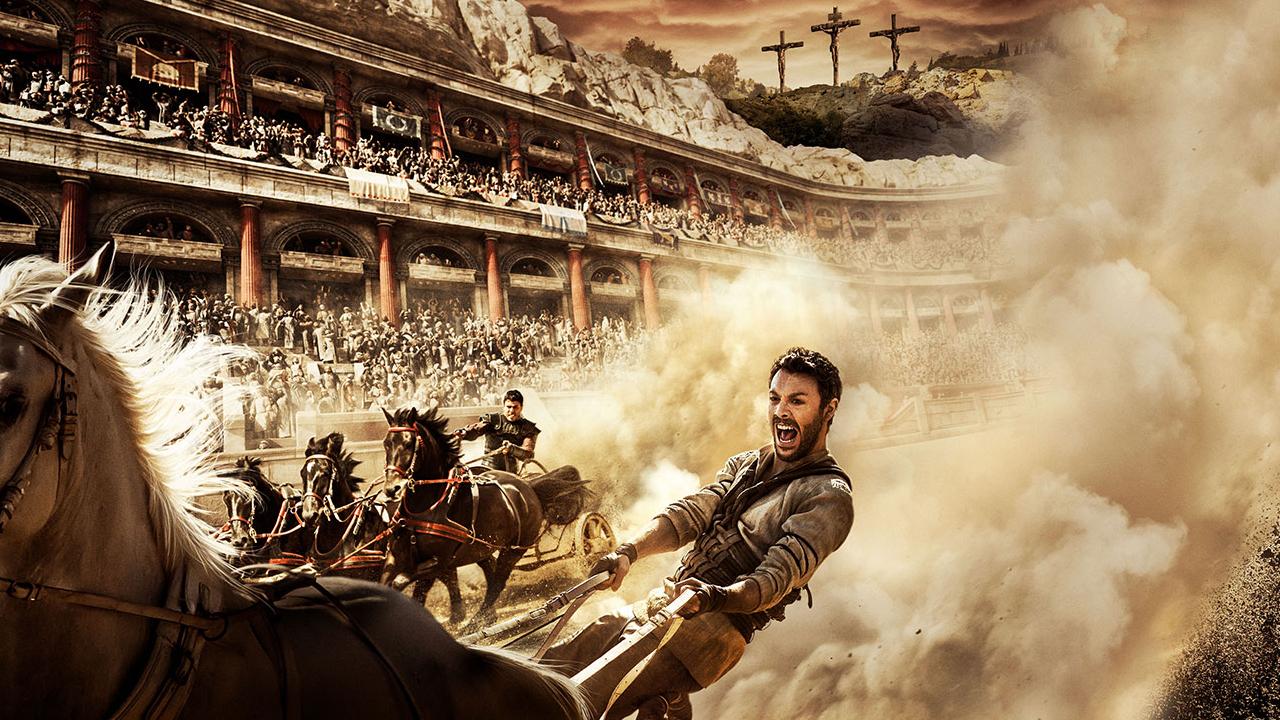 """Ben Hur"" (2016) - Blu-ray News"