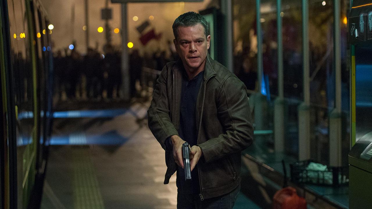 """Jason Bourne"" (2016) - Blu-ray News"