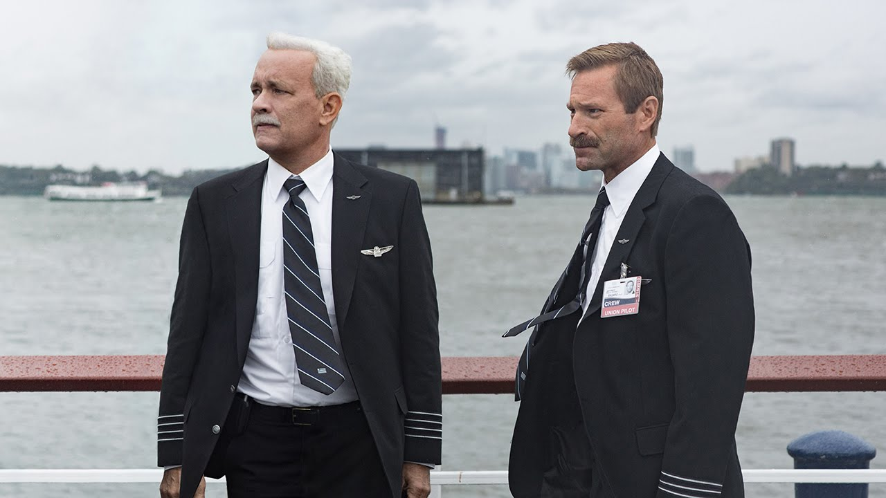 """Sully"" (2016) - Blu-ray News"