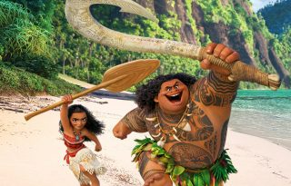"""Moana"" (2016) - Box Office"