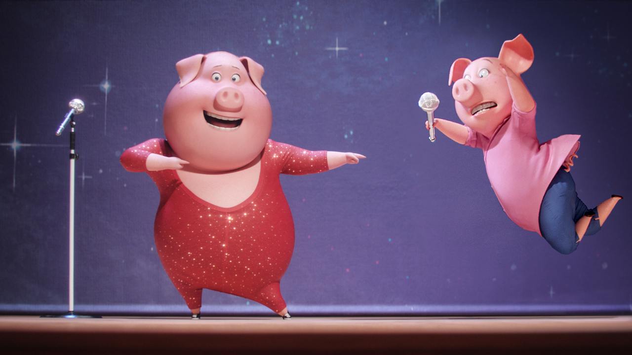 """Sing"" (2016) - Box Office Preview"