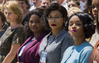 """Hidden Figures"" (2016) - Box Office"