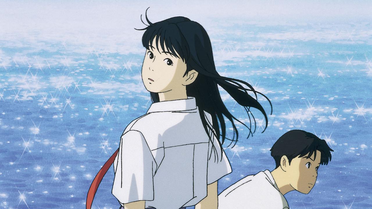 """""""Ocean Waves"""" (1993) - Movie Review"""