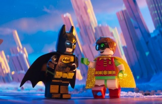 """The Lego Batman Movie"" (2017) - Weekend Box Office"