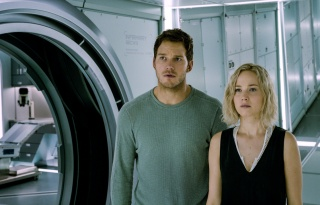 """Passengers"" (2016) - Blu-ray News"