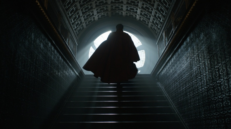 """Doctor Strange"" (2016) - Blu-ray Review"