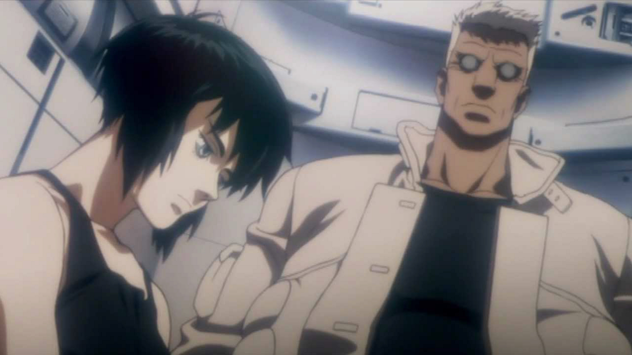 """""""Ghost in the Shell"""" (1995) - Anchor Bay Blu-ray Review"""