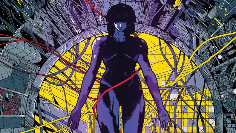 """""""Ghost in the Shell"""" (1995) - Blu-ray Review"""