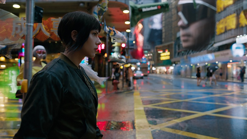 'Ghost in the Shell' (2017) - Movie Review