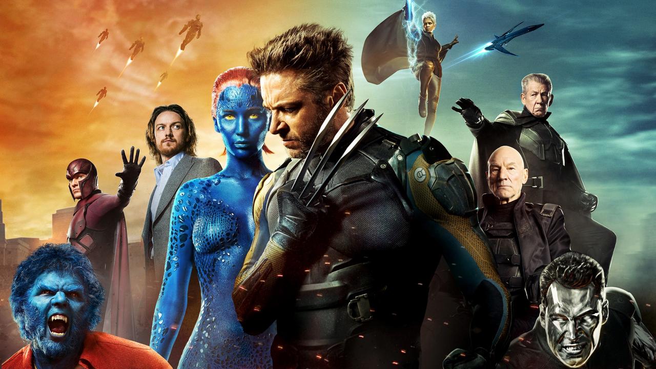 """X-Men: Days of Future Past"" (2014) - Top 5 X-Men Movies"