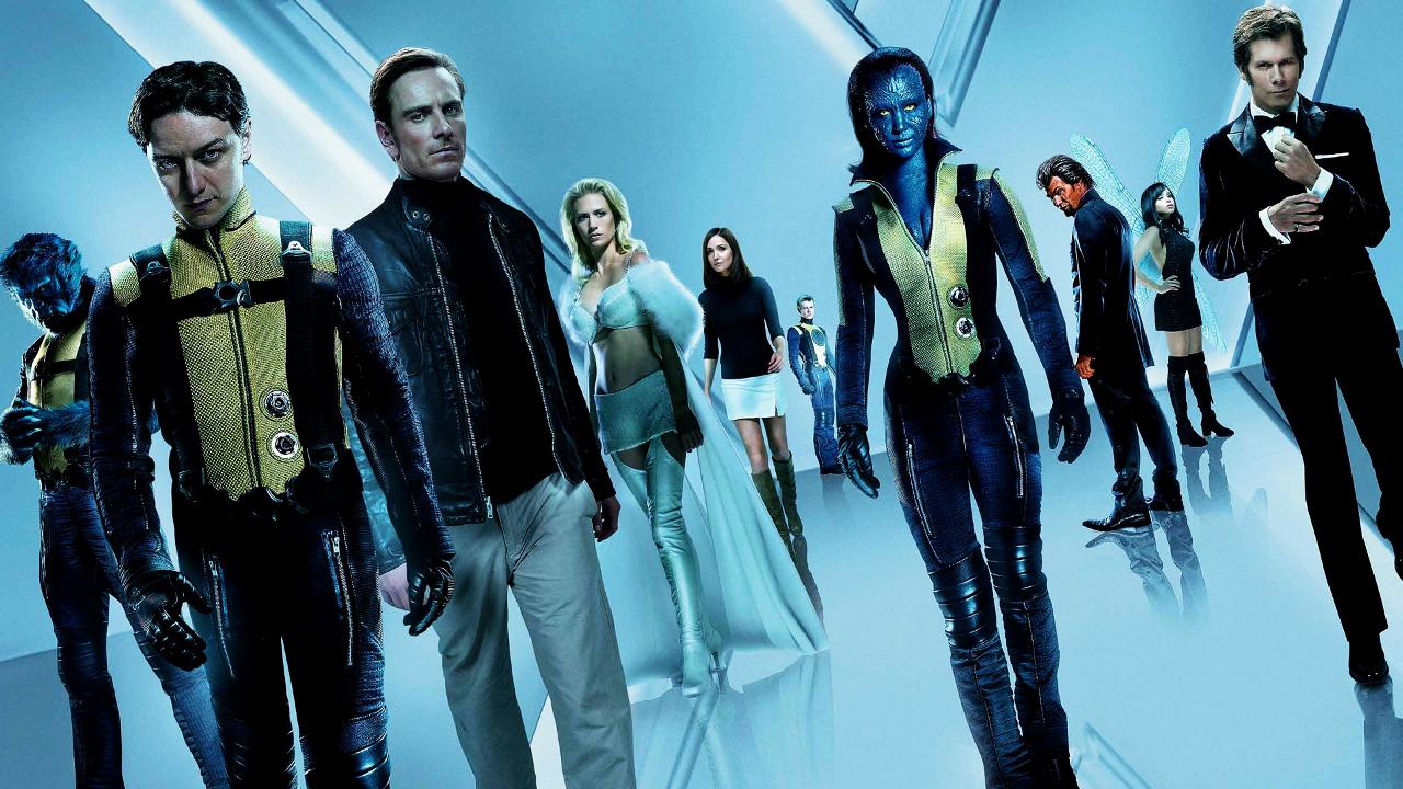 """""""X-Men: First Class"""" (2011) - Top 5 X-Men Movies"""
