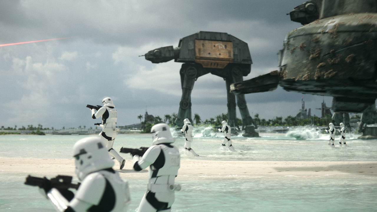 'Rogue One: A Star Wars Story' (2016) - Disney / Lucasfilm