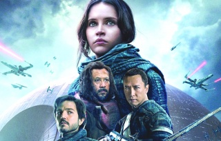 """""""Rogue One: A Star Wars Story"""" (2016) - Blu-ray Review"""