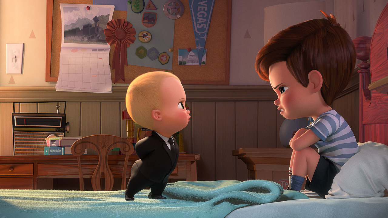 'The Boss Baby' (2017) - Weekend Box Office