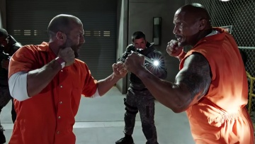 'The Fate of the Furious' (2017) - Weekend Box Office