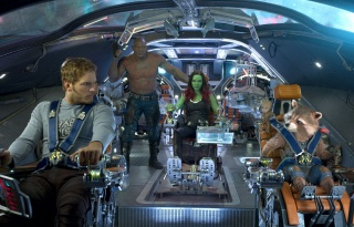 'Guardians of the Galaxy Vol. 2' (2017) - Weekend Box Office