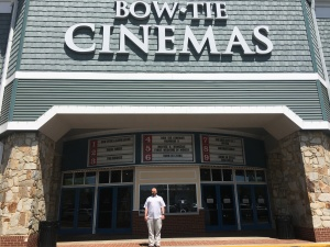 One of the movie theaters where I grew up
