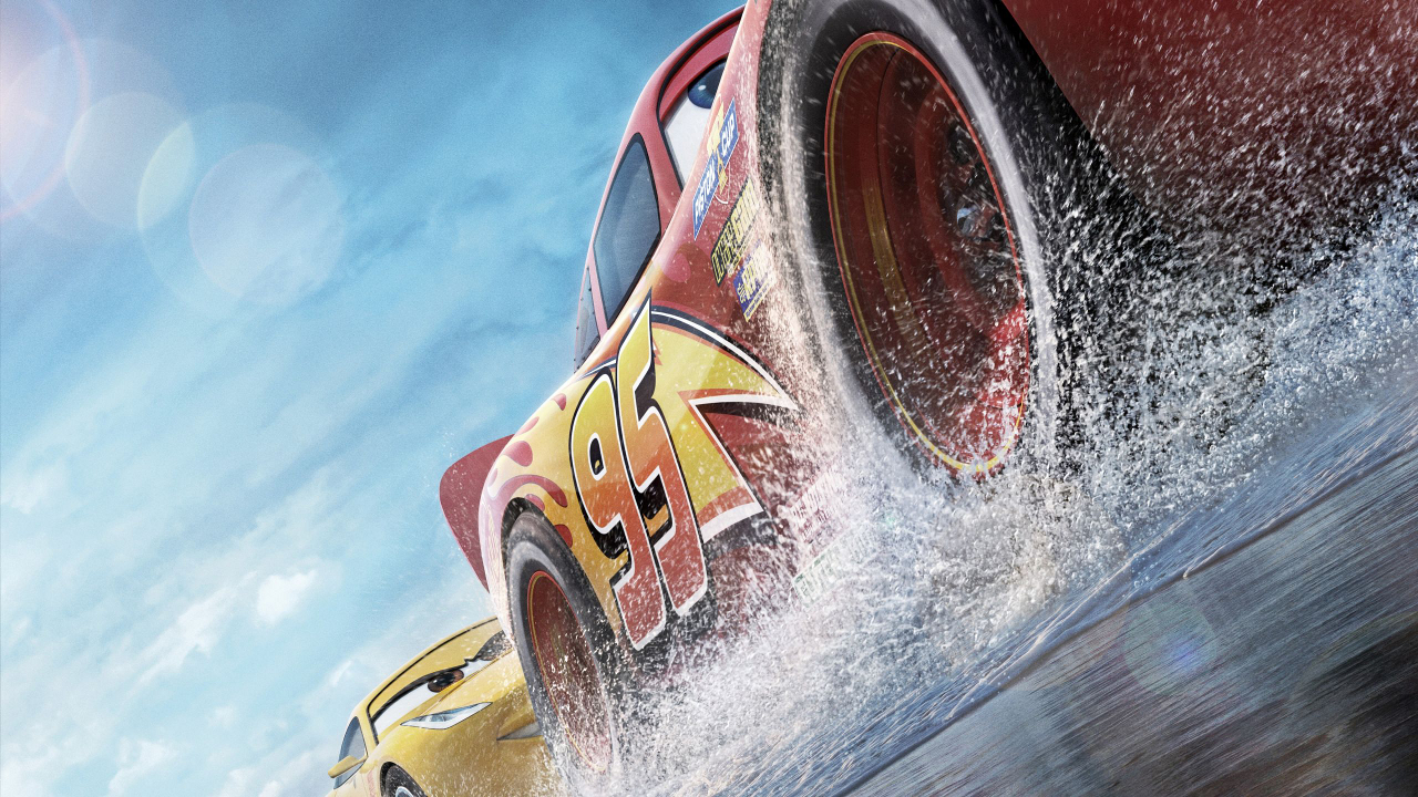 'Cars 3' (2017) - Movie Review