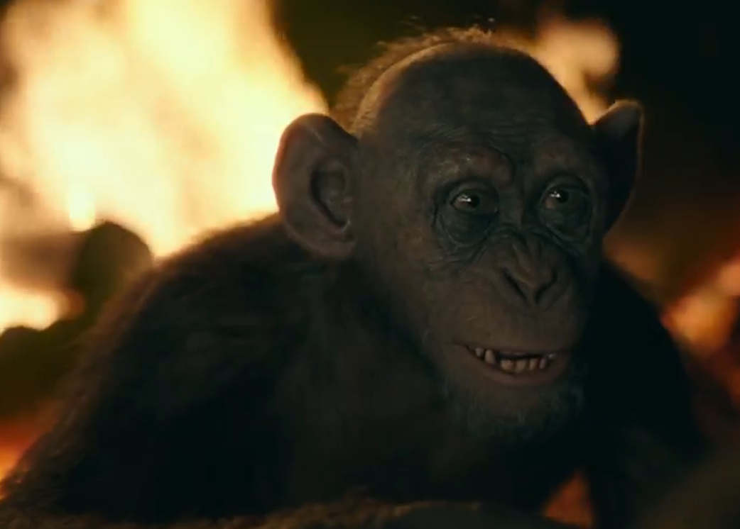 war for the planet of the apes spoilers powerful