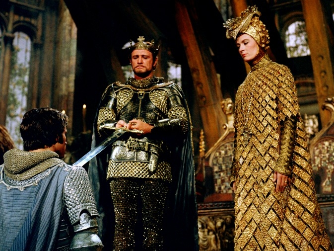 an analysis of the movie camelot Camelot - after the arranged marriage of arthur (richard harris) and guinevere (vanessa redgrave), the king gathers the noble knights of the realm to.
