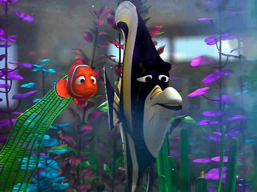 The Grade Book Finding Nemo 3D
