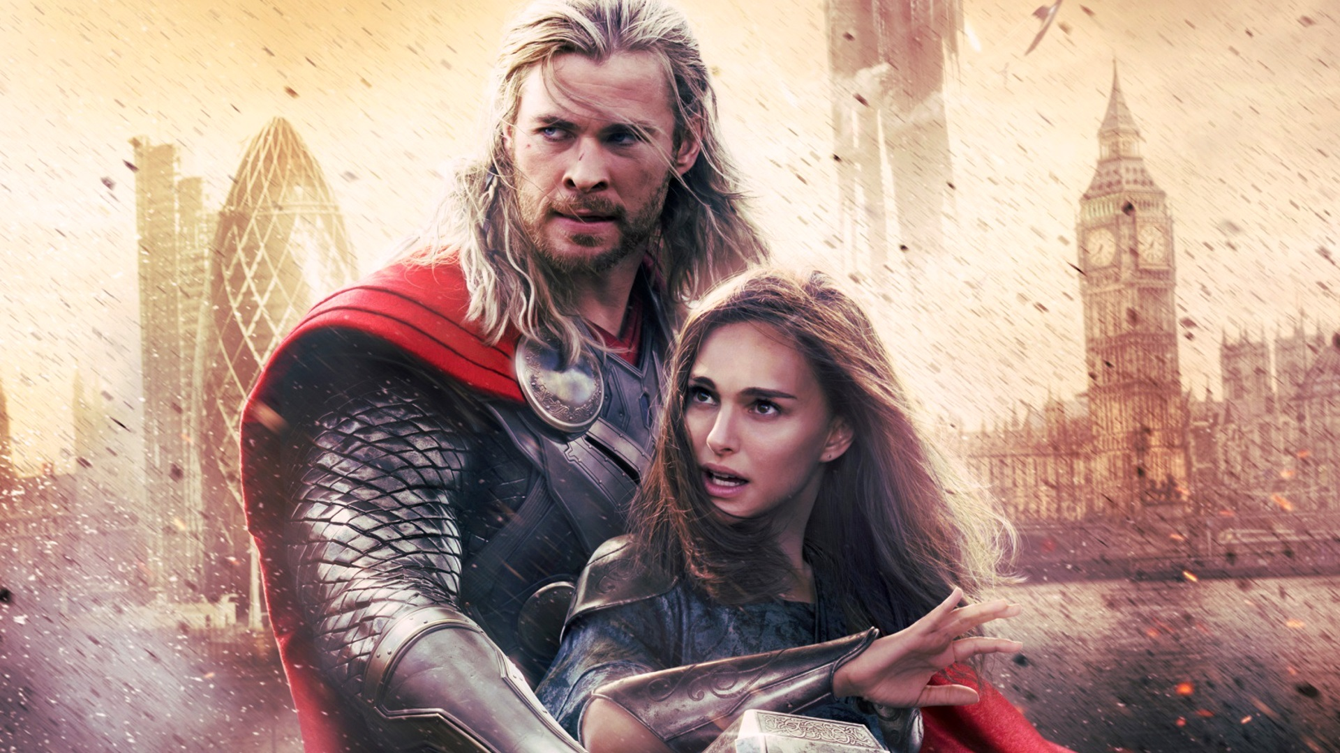 Thor: The Dark World (Weekend Box Office)