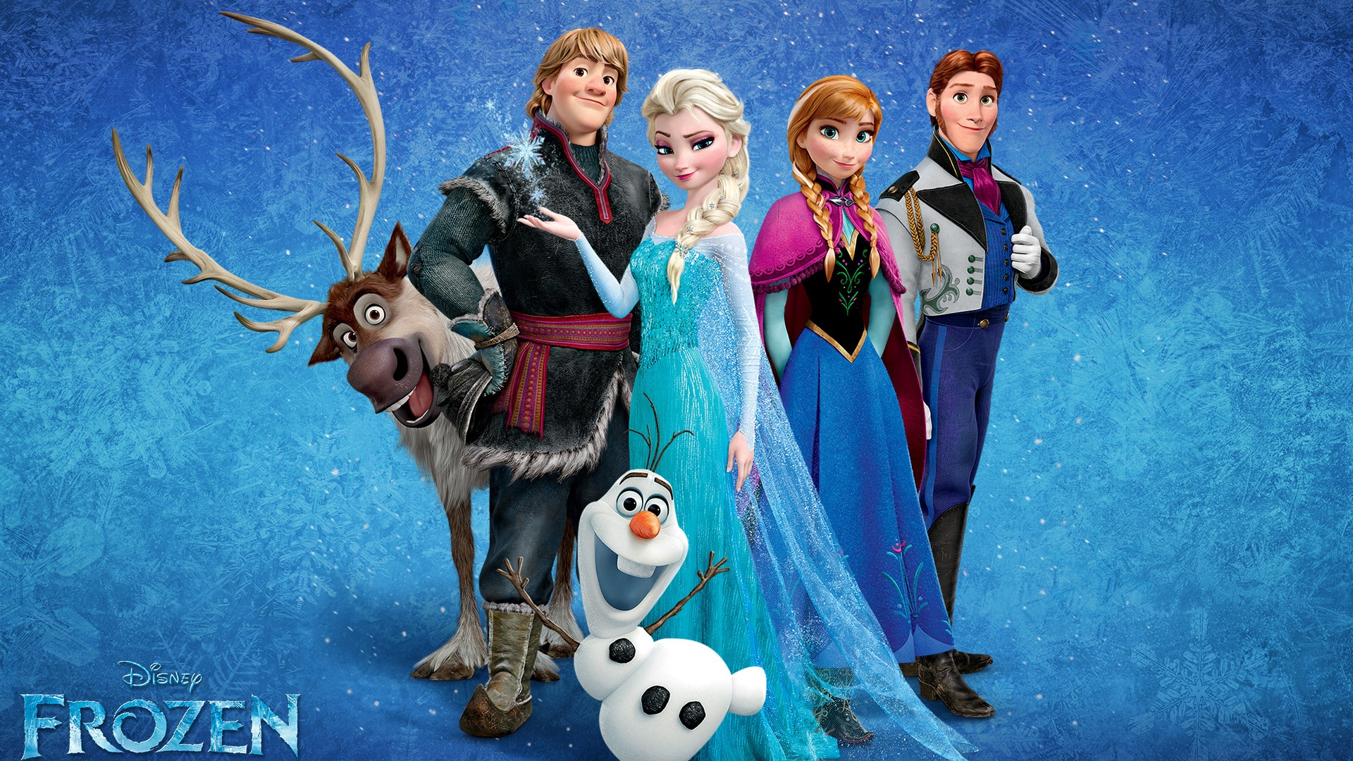 Four Movie Clips From The Upcoming Disney Film Frozen