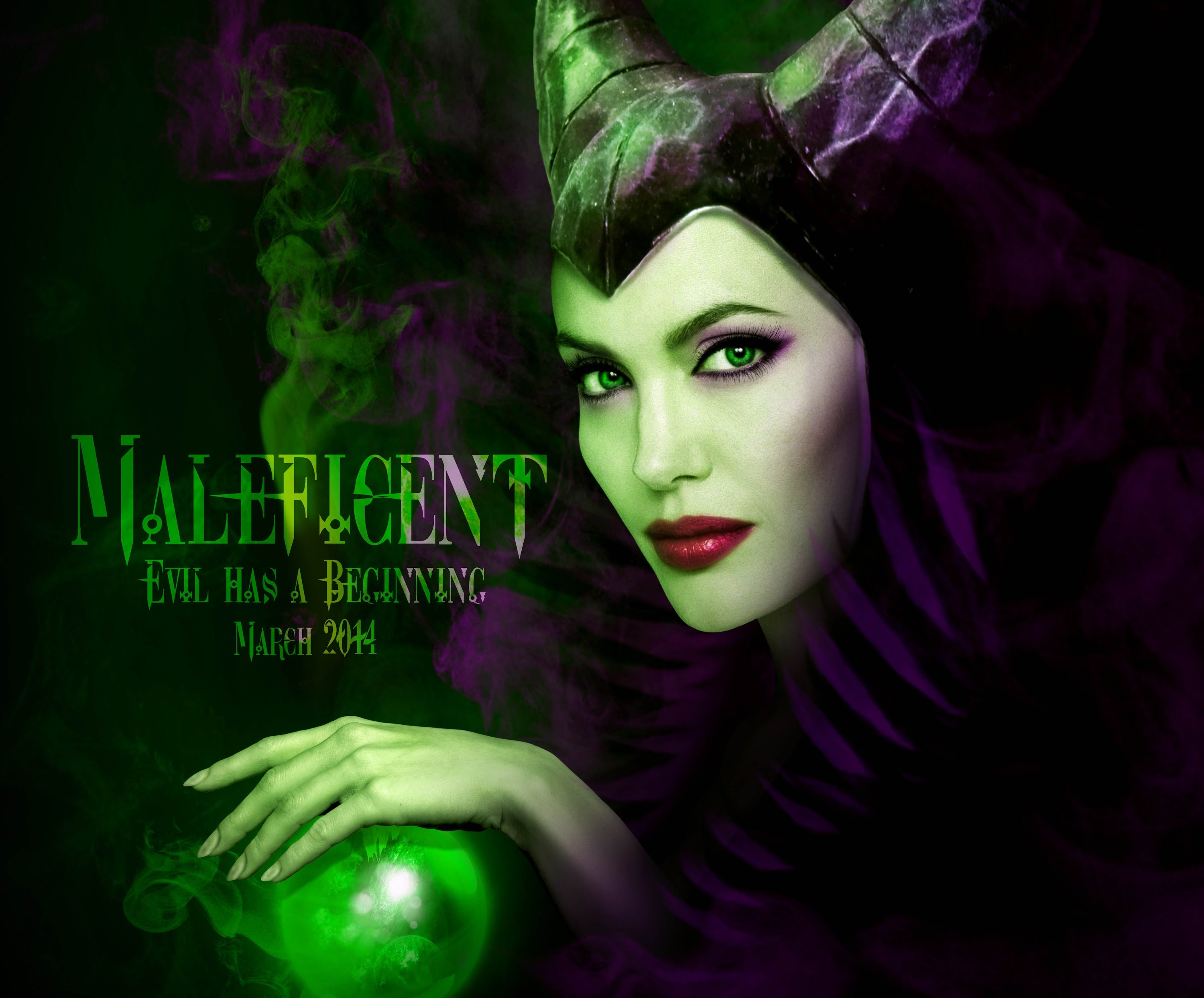 Disney S Maleficent Official Angelina Jolie Movie Trailer