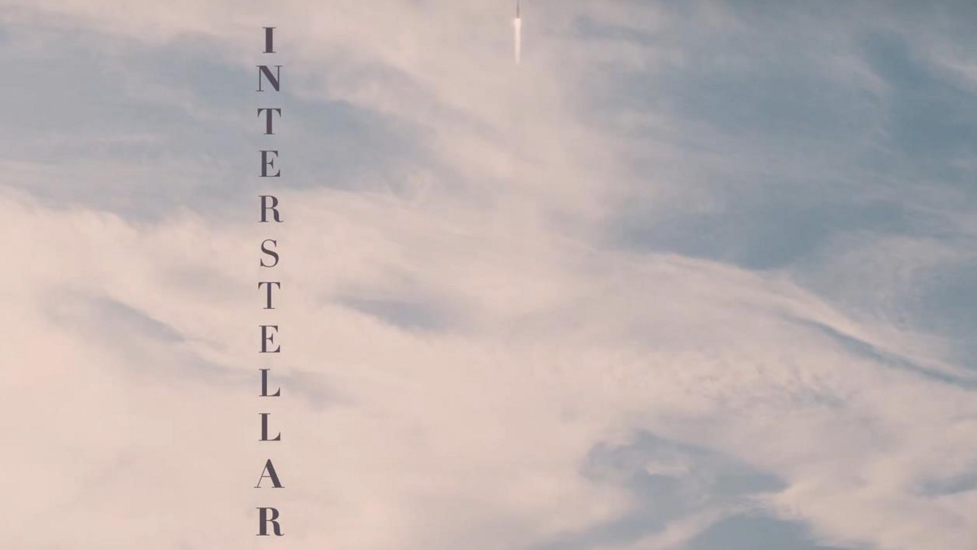 """Interstellar"" - (Most Anticipated Movies of 2014)"