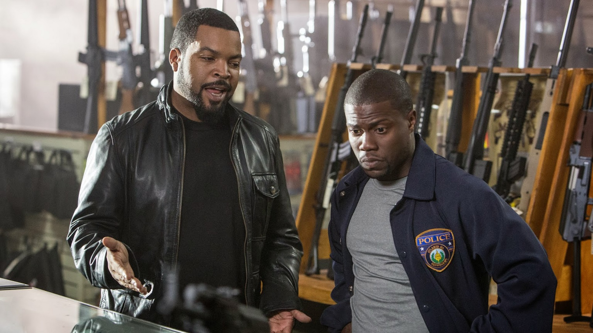 """Ride Along"" (2014) - Weekend Box Office"