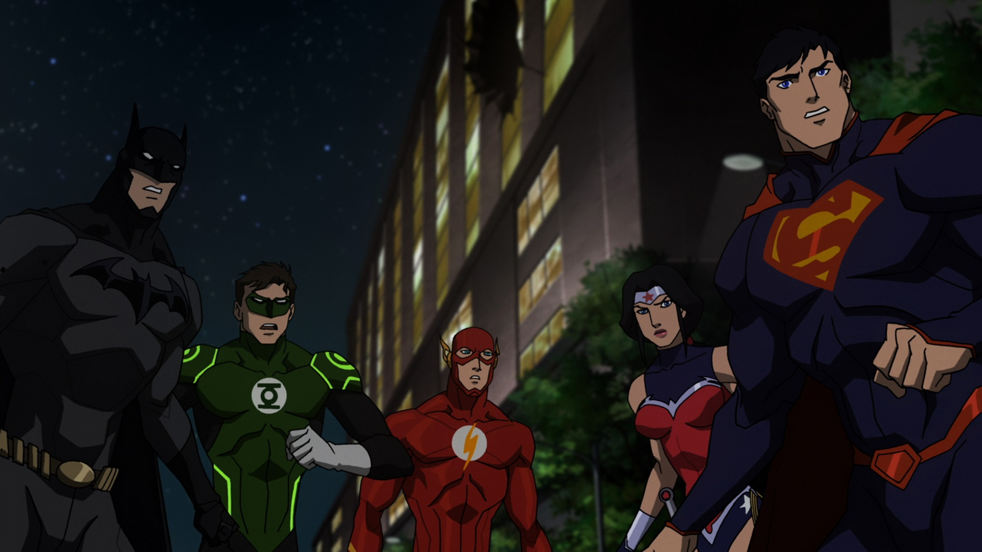 """Justice League: War"" (2014) - Blu-ray Review"