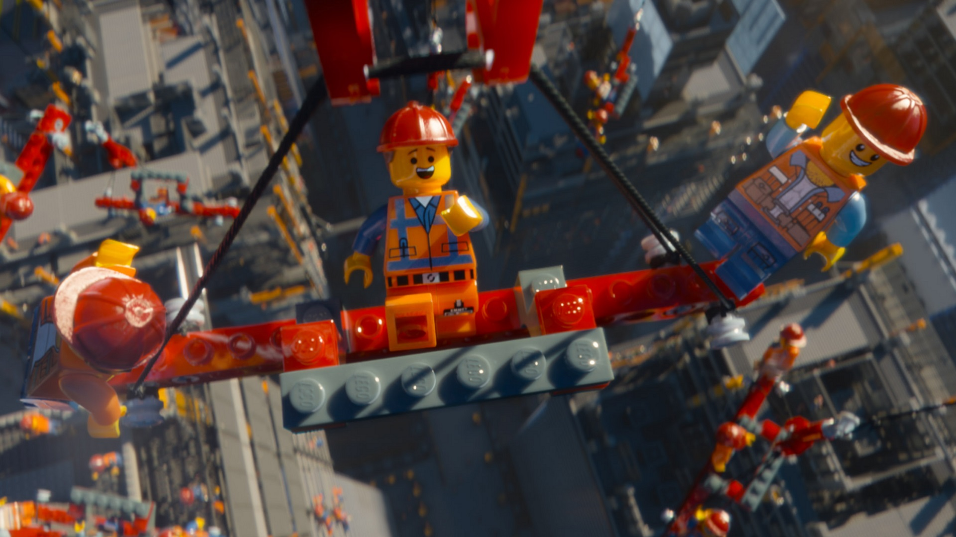 """The LEGO Movie"" (2014) - Weekend Box Office"