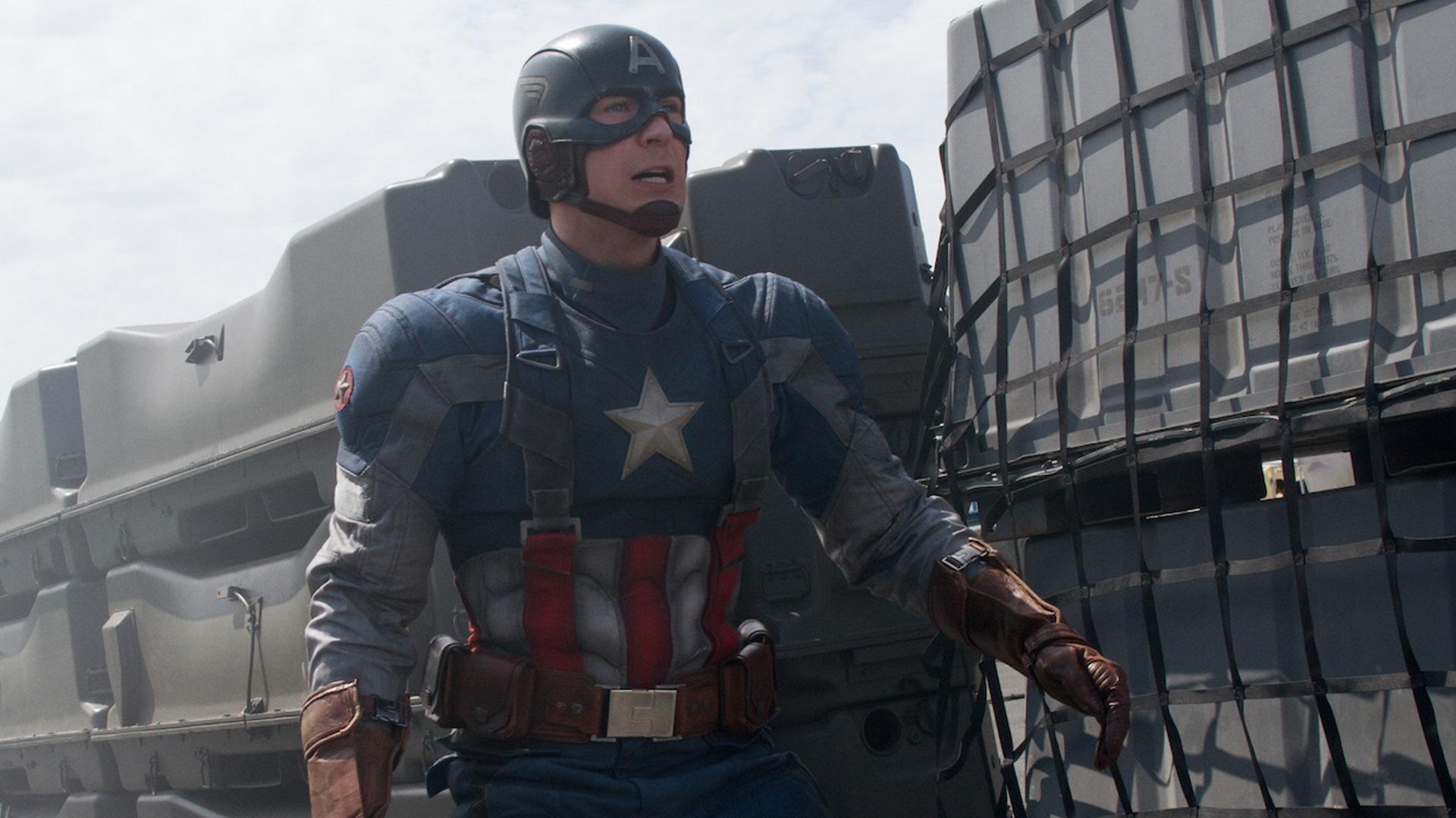 Captain America 2 Movie4k