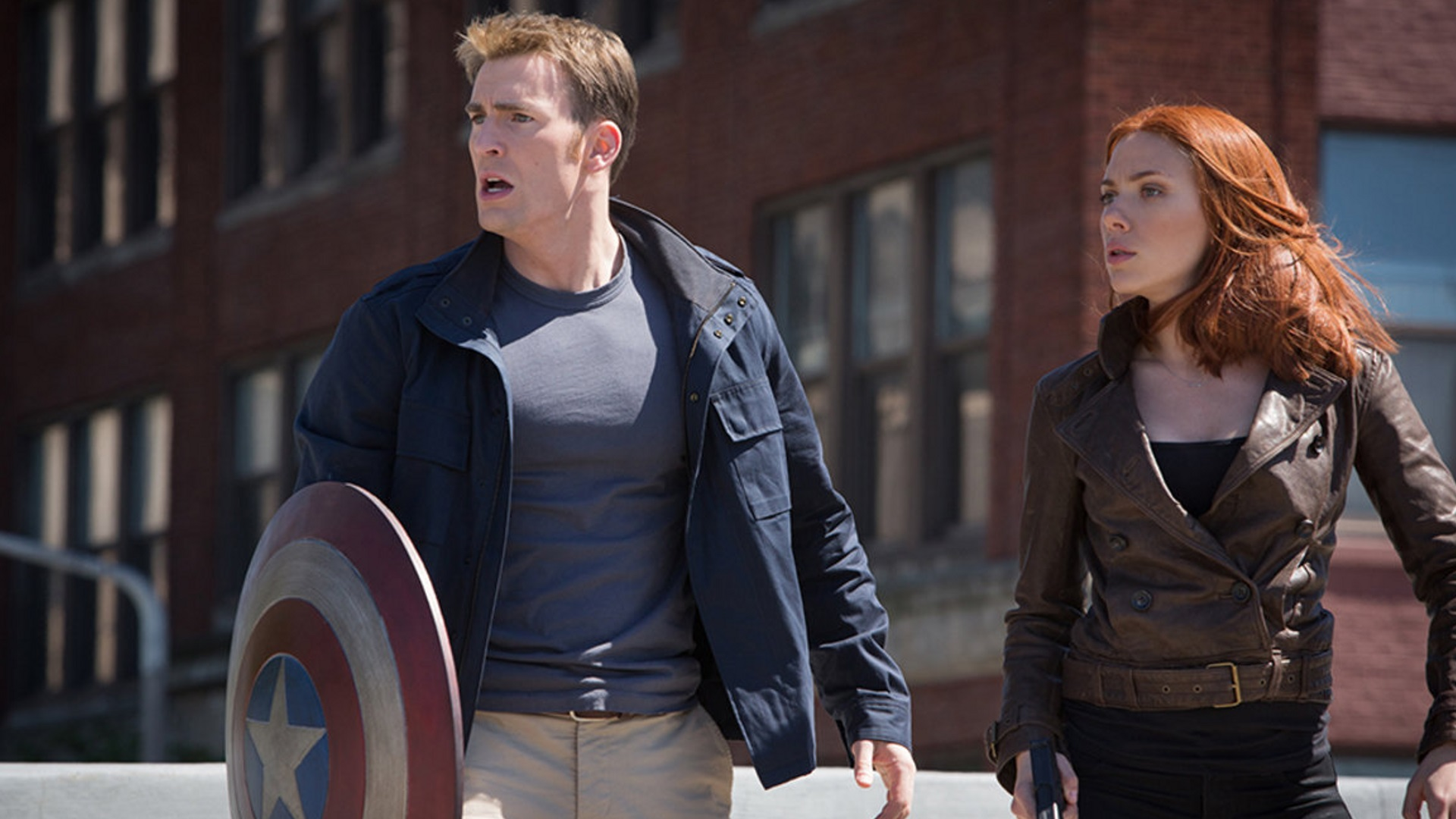 """Captain America: The Winter Soldier"" (2014) - Weekend Box Office (We Live Film)"