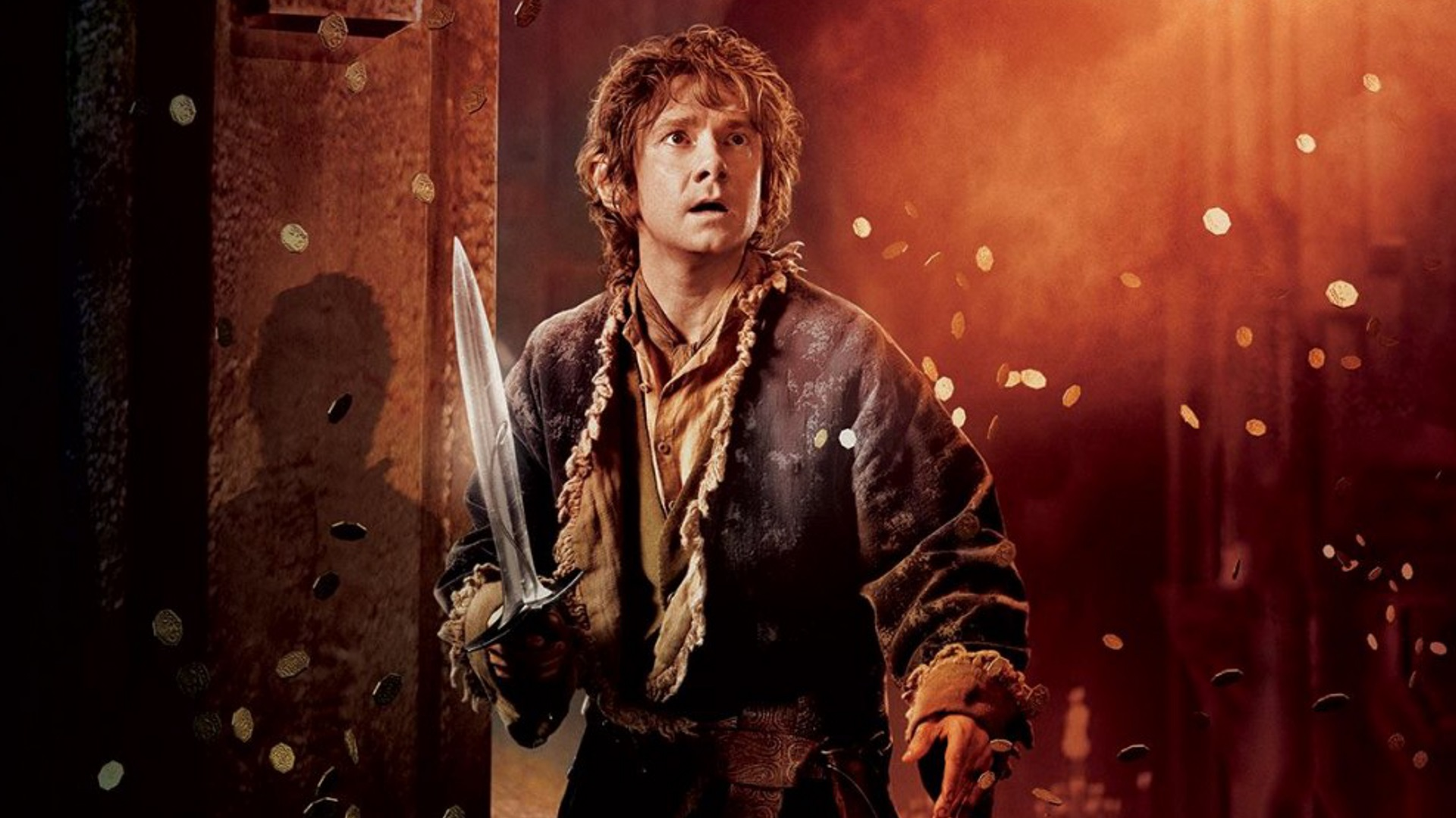 """The Hobbit: The Desolation of Smaug"" (2013) - Blu-ray Review (We Live Film)"