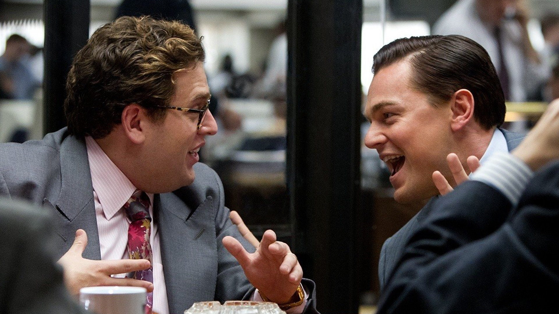 """The Wolf of Wall Street"" (2013) - Blu-ray Review (We Live Film)"