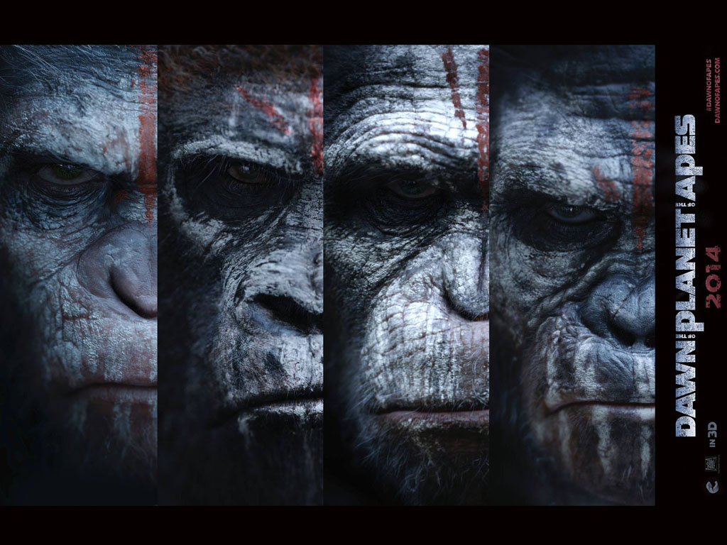 New Details And Images Emerge From Dawn Of The Planet Of The Apes