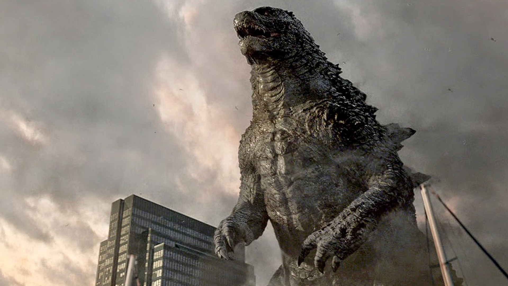 """Godzilla"" (2014) - The Grade Book (We Live Film)"