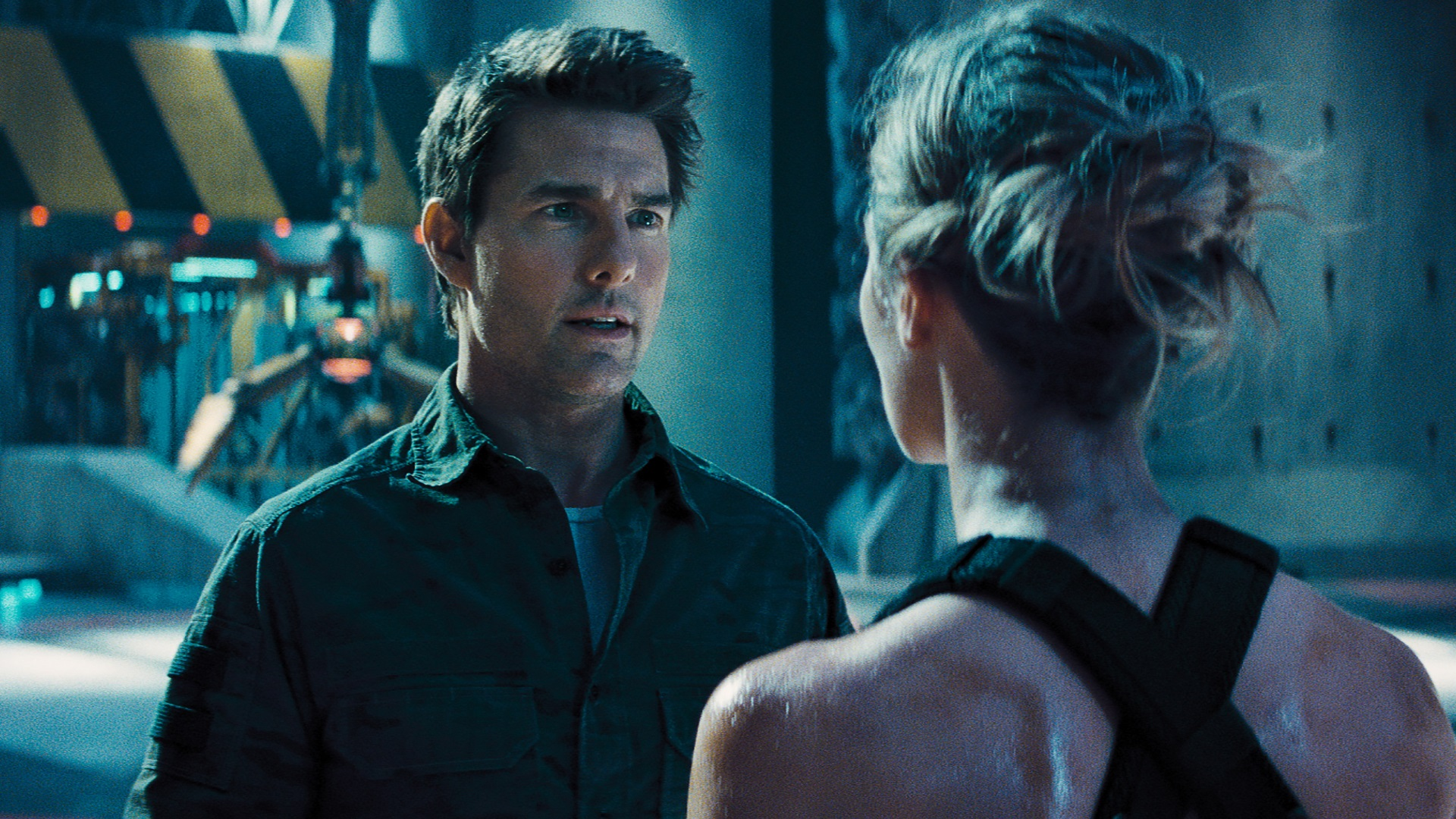 """Edge of Tomorrow"" (2014) - Movie Review - We Live Film"